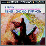 バルトーク:弦楽器と打楽器とチェレスタのための音楽 他 未発売