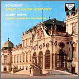 シューベルト:交響曲第9番 ハ長調 《ザ・グレート》 33rpm 180g LP