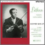 ベートーベン:ヴァイオリン協奏曲 二長調 33rpm LP