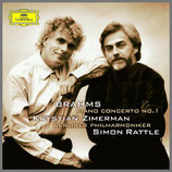 ブラームス:ピアノ協奏曲第 1番 二短調 33rpm 180g LP
