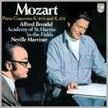 モーツァルト:ピアノ協奏曲第20番・24番 33rpm 180g LP