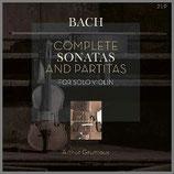 J.S.バッハ:無伴奏Vnのためのソナタとパルティータ 33rpm 180g 2LP