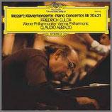 モーツァルト:ピアノ協奏曲第20番/第21番 33rpm 180g LP