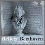 ベートーベン:ヴァイオリンソナタ 8番・10番 33rpm 180g LP