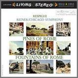 レスピーギ:ローマの松 ローマの噴水 33rpm 200g LP