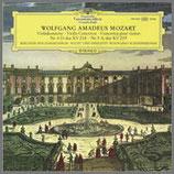 モーツァルト:ヴァイオリン協奏曲 第4番 ニ長調 33rpm LP