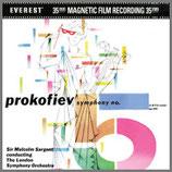 プロコフィエフ:交響曲第5番 変ロ長調 45rpm 200g 2LP