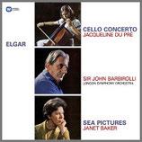 エルガー:チェロ協奏曲 ホ短調 他 33rpm 180g LP
