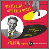 シング・アンド・ダンス・ウイズ・フランク 33rpm LP