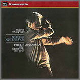 モーツァルト:交響曲第40番 ト短調 他 33rpm 180g LP
