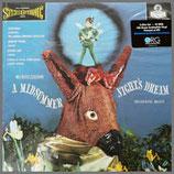 メンデルスゾーン:劇付随音楽《夏の夜の夢》 45rpm 180g 2LP