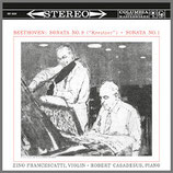 ベートーヴェン:ヴァイオリンソナタ第 9番 イ長調 他 33rpm 180g LP