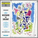 ストラヴィンスキー:《兵士の物語》 33rpm 180g LP