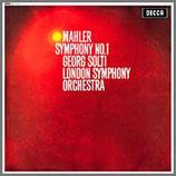 マーラー:交響曲第1番 ニ長調 《巨人》 33rpm 180g LP