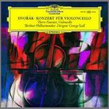 ドヴォルザーク:チェロ協奏曲 ロ短調 33rpm 180g LP