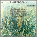 シベリウス:ヴァイオリン協奏曲 二短調 他 33rpm  180g LP