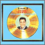 エルヴィスのゴールデン・レコード Vol.3 33rpm LP