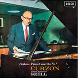 ブラームス:ピアノ協奏曲 第1番 二短調 33rpm 180g LP