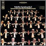 プロコフィエフ:交響曲第5番 二長調 33rpm 180g LP