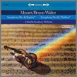 モーツァルト:交響曲第35番 ニ長調《ハフナー》他 33rpm 180g LP