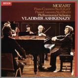 モーツァルト: ピアノ協奏曲 第17番・第21番 33rpm 180g LP