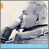 ハイドン: ロンドン・セット 交響曲 第93番〜104番 33rpm 180g 6LP