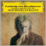 ベートーベン:ピアノソナタ 第30番・第31番 33rpm 180g LP