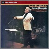 ベルリオーズ:交響曲 イタリアのハロルド 33rpm 180g LP