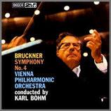 ブルックナー:交響曲第4番 変ホ長調 《ロマンティック》33rpm 2LP