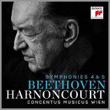 ベートーベン:交響曲第 5番 ハ短調・第 4番 変ロ長調 33rpm 180g 2LP