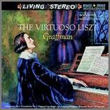 ザ・ヴィルトゥオーゾ・リスト 33rpm 200g LP