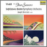 ヴィバルディ:合奏協奏曲集《四季》 33rpm 180g LP