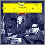 バルトーク:ピアノ協奏曲第2番 ト長調・3番 ホ長調 33rpm 180g LP