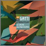 ストラヴィンスキー:バレエ音楽《春の祭典》33rpm 180g LP
