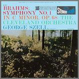 ブラームス:交響曲第1番 ハ短調 33rpm 180g LP