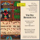 聖ベネディクト派のミサと聖務日課礼拝 他 33rpm 180g LP