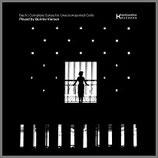 J.S.バッハ:無伴奏チェロ組曲第1番 〜 第6番 全曲 33rpm 180g 3LP