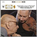 ストラヴィンスキー:ヴァイオリン協奏曲 ニ長調 他 33rpm 180g LP