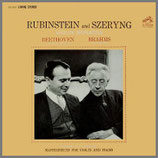 ベートーベン:ヴァイオリンソナタ第8番 他 33rpm 200g LP