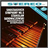 ショスタコーヴッチ:交響曲第5番 ニ短調 《革命》 33rpm 180g LP