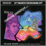 ベルリオーズ:幻想交響曲 45rpm 200g 2LP 未発売