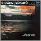 シベリウス:交響詩《フィンランディア》 他 33rpm 200g LP