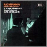 ラフマニノフ:ピアノ協奏曲第2番 ハ短調 33rpm 180g LP