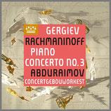 ラフマニノフ:ピアノ協奏曲第3番 二短調 33rpm 180g LP