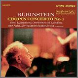 ショパン:ピアノ協奏曲第 1番 ホ短調 33rpm 200g LP 未発売