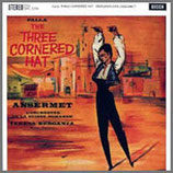 ファリャ:バレエ組曲《三角帽子》 33rpm 180g LP