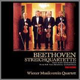 ベートーヴェン:弦楽四重奏曲全集 33rpm 180g 10LP BOX