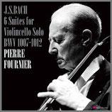 J.S. バッハ:無伴奏チェロ組曲全 6 曲 33rpm 180g 3LP