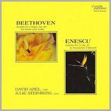 ベートーベン:ヴァイオリンソナタ第10番 他 33rpm 200g LP