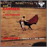 ビゼー:カルメン 組曲 / アルルの女 組曲 33rpm 180g LP